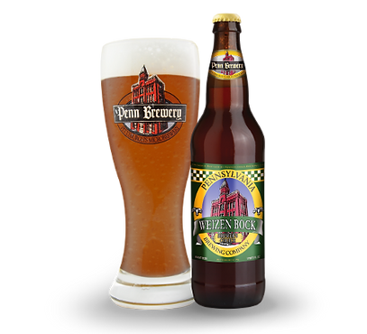 Penn Brewery Weizenbock