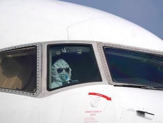 Pilotos precisam usar mascaras no cockpit? (Test your English)