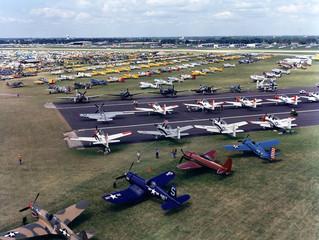 Esse mês temos OSHKOSH o maior evento de aviação do mundo!