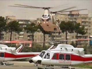 Procura-se Pilotos de Helicópteros para o oriente médio.