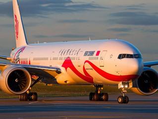 Recrutamento de aéreas Chinesas acontecerá no Brasil em Dezembro.