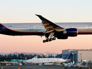 Boeing prevê demanda de 1,170 novas aeronaves para Russia e região CIS.