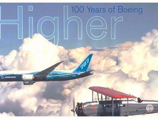 Parabéns Boeing! 100 Anos de Aviação!