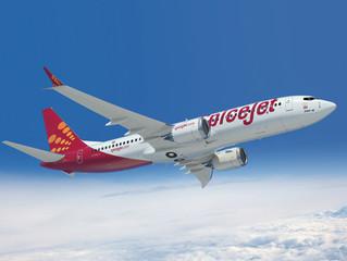 Boeing e SpiceJet próximos de acordo de US$10.1Bilhões em 737.
