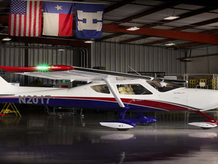Nova Aeronave elétrica será fabricada no Brasil! (Teste seu ICAO)
