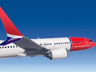 Norwegian traz novas oportunidades para aviadores na America Latina.