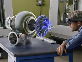 Mecânicos de aviação serão treinados em Realidade Virtual. (TESTE SEU ICAO)