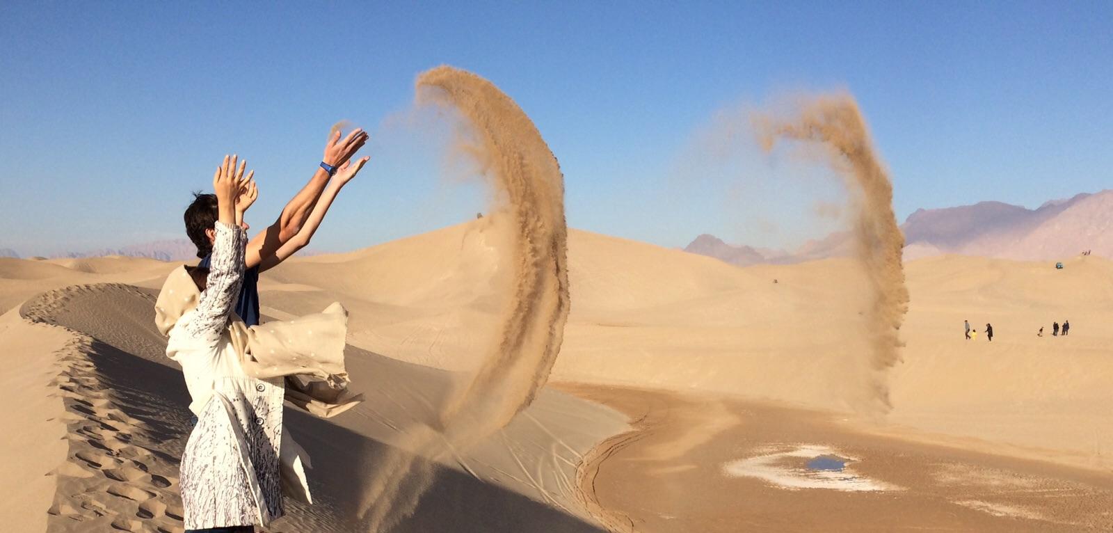 Yazd-desert