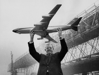 Boeing 747 faz 50 anos!