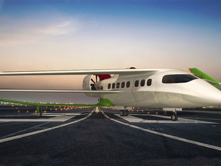 Embraer prepara novo Turbohelice.  (Teste seu ICAO)