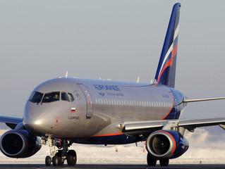 Quer voar um Sukhoi Superjet na Russia?