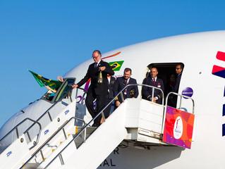 """Aluno ICAO NOW é citado em artigo de """"International Operations"""" da AIN sobre as Olimpíadas"""
