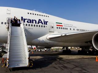 Irã assina acordo de 80 Aeronaves Boeing no valor de US$16 Bilhões.