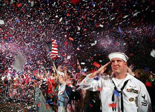 Porque 4 de Julho é uma data tão importante nos Estados Unidos da America?