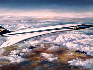 50 Anos de Concorde! (Test your English)
