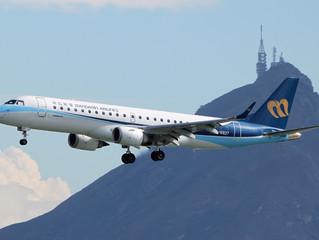 Mais de 80% do mercado regional Chinês já é Embraer e mais de 1030 chegando.