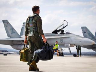 Força aérea americana pode começar a compartilhar seus pilotos.