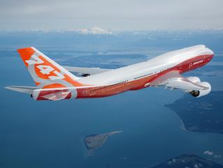The Last Boeing 747? (Teste seu ICAO)