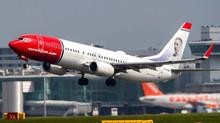 Norwegian quer voos domésticos no Brasil.