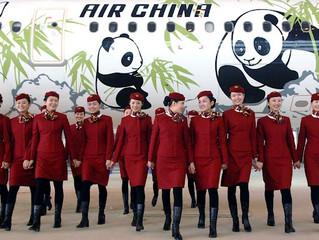 China vai precisar de mais de 6000 aeronaves nos próximos 20anos.