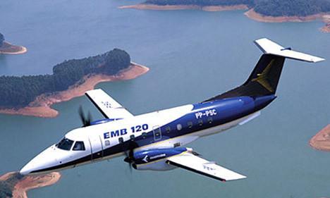 Lançamento EMB 120