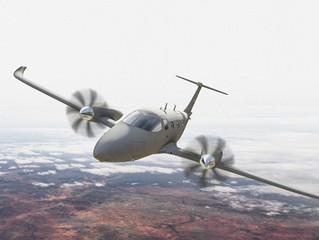 Aeronave eletrica custa 80% a menos para operar. (Teste seu inglês)