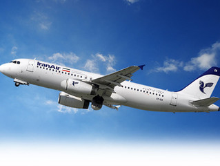 Estados Unidos aprova exportações de Airbus e Boeing para o Irã!