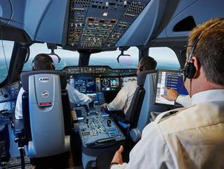 Aviação vai precisar de até 27mil Pilotos até 2021. (Teste seu ICAO)