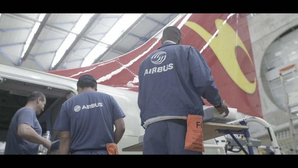 Airbus Factory China
