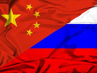 Russo, Chines ou Inglês? Qual será a nova linguá da aeronave Russo/Chinesa?