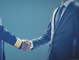 Como ter sucesso em sua entrevista de emprego na linha aérea. (Teste seu ICAO)