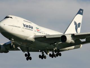 Mais uma amostra de que novos mercados estão se abrindo para os aviadores internacionais.