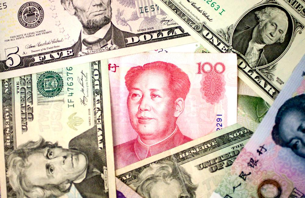 China Dollars