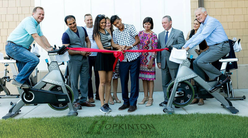 CycleCity Ribbon Cutting