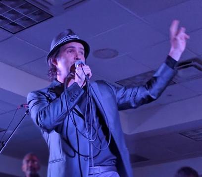 Patrick Faucher Lead Singer