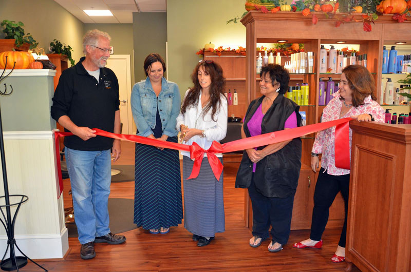 Razors Edge Ribbon Cutting