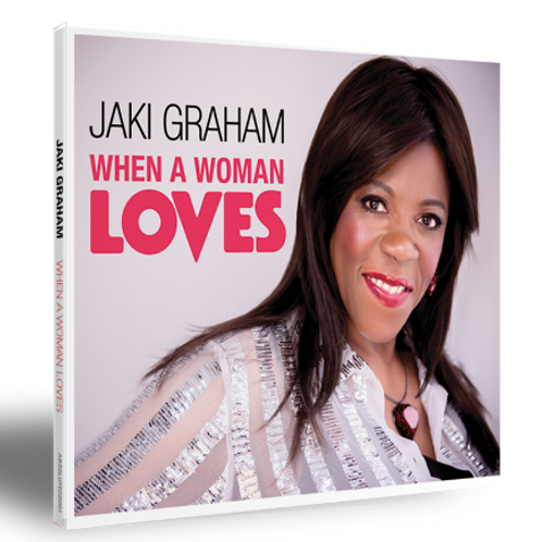 When A Woman Loves (Autographed CD)