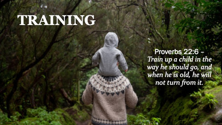 Training (Father's Day Service)