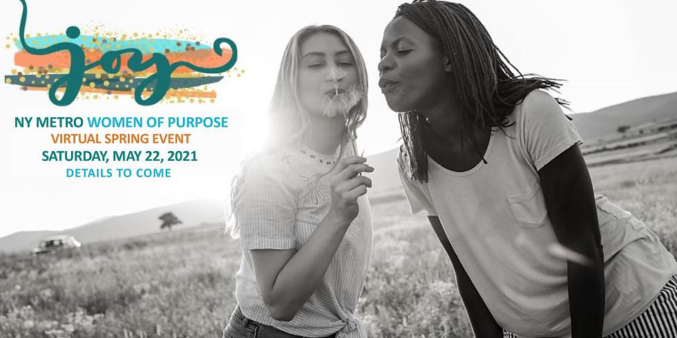 NY Metro Women of Purpose