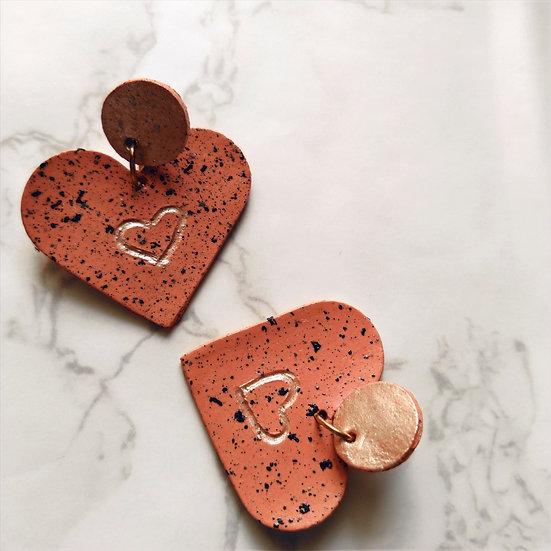 A Good Heart Earrings