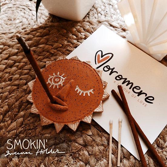 Smokin' Incense Holder