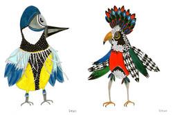 Les plumés