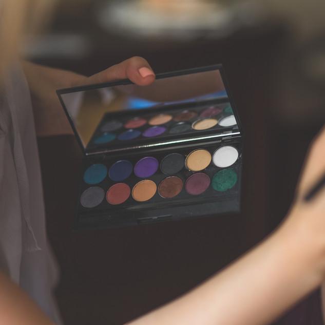 Bridal Makeup Trial
