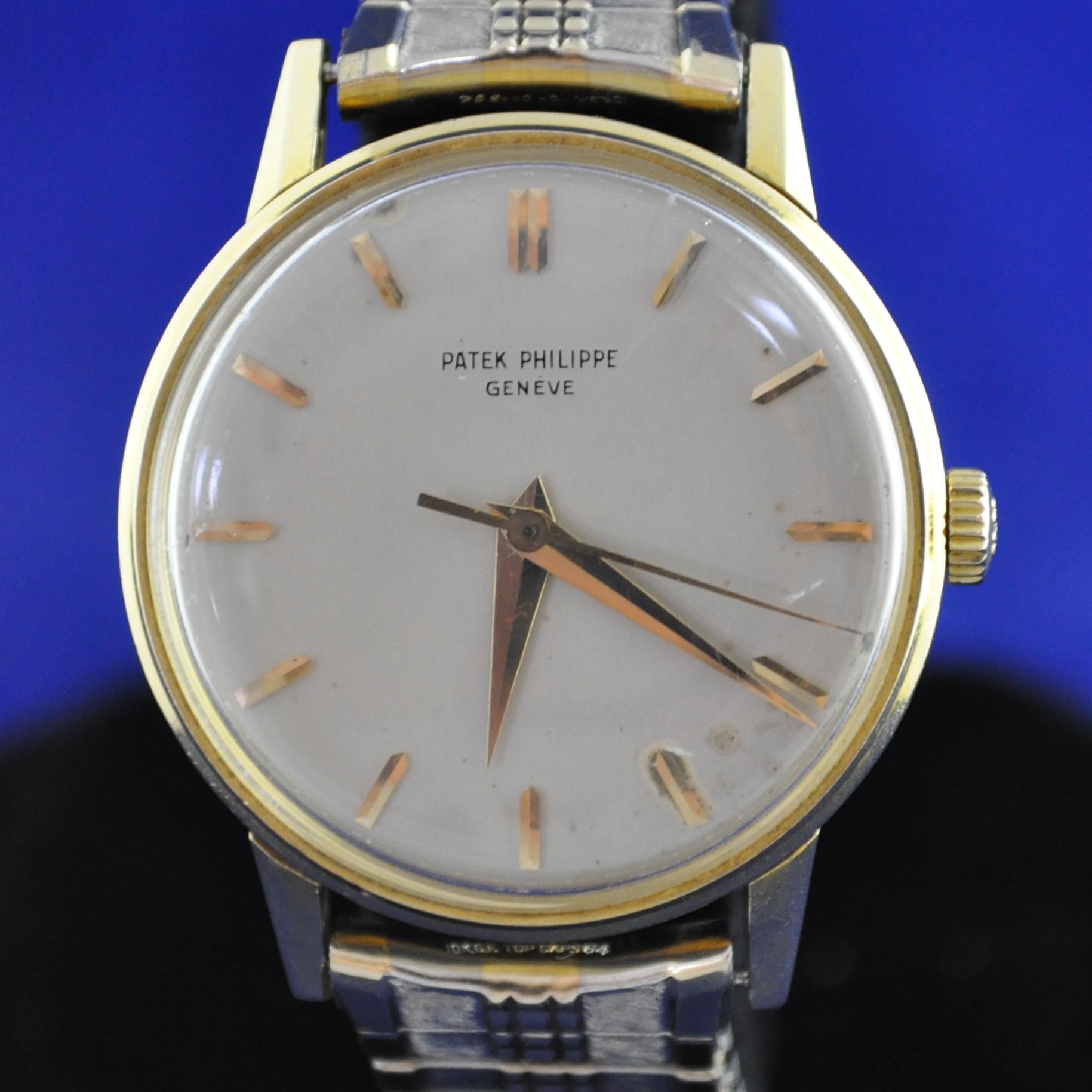 Patek Philippe Calatrava Wristwatch