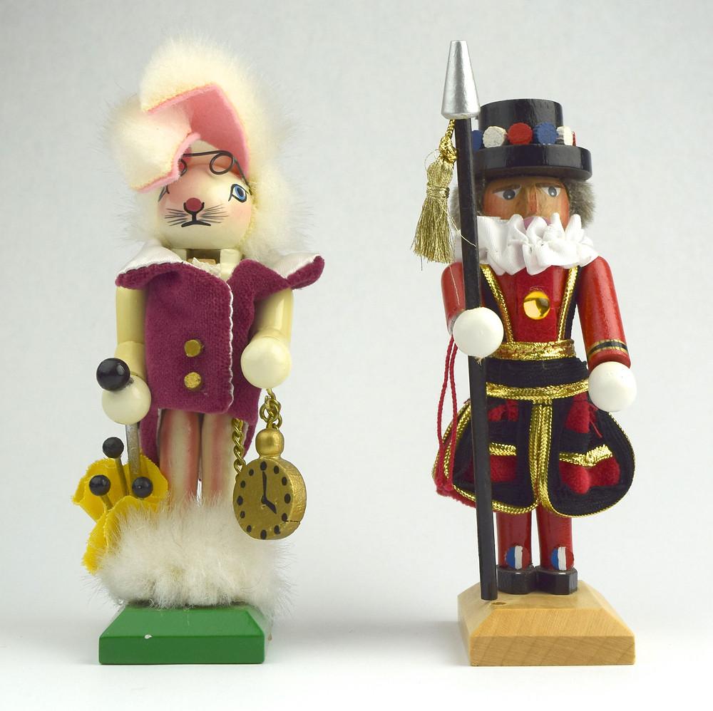 Steinbach Miniature English Legends Nutcrackers