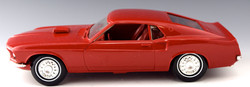 1969 Ford Mustang Mach I Promo