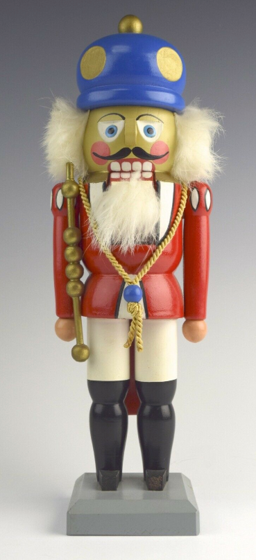 Steinbach classic toy soldier nutcracker