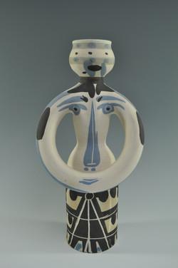 Pablo Picasso Madoura Sculpture