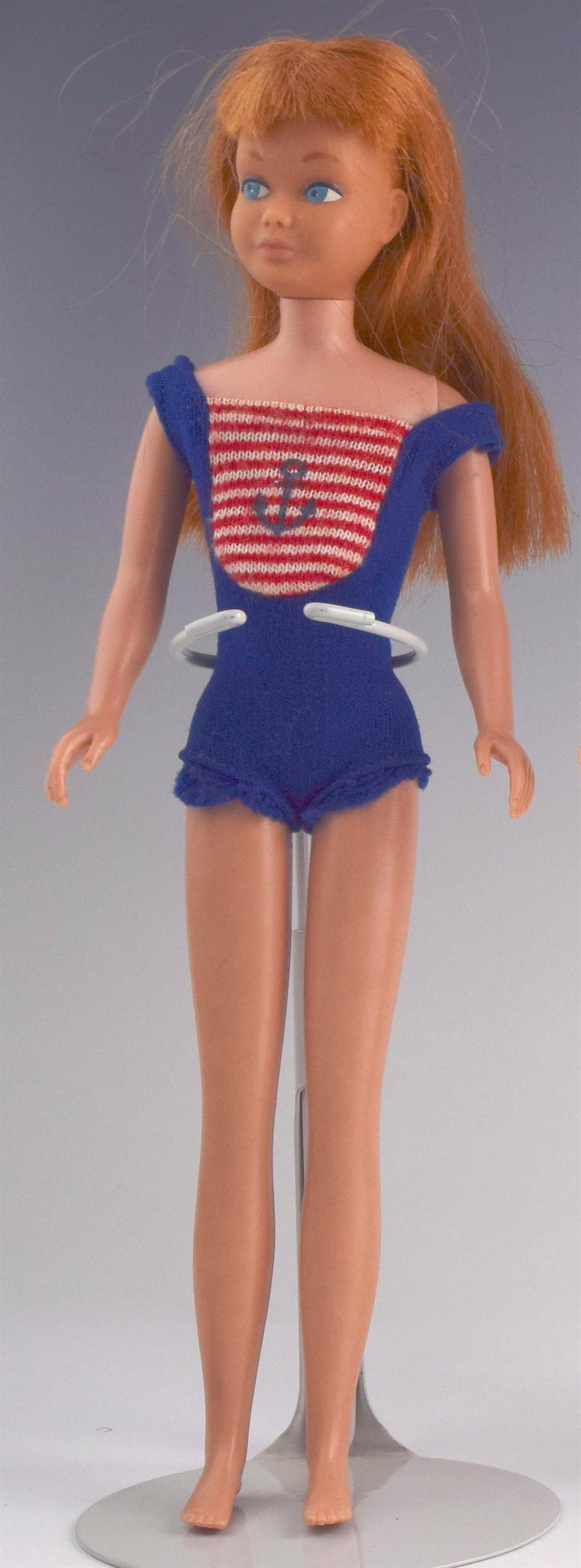 Mattel's Skipper Doll