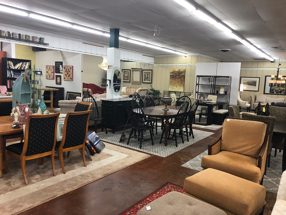 Classic Treasures thrift store  in Durham NC